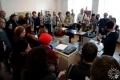 Мастер-класс художницы Светланы Врублевской. Художественная галерея, Полоцк, 2017