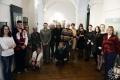 Открытие выставки живописи Николая Бущика.
