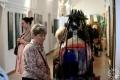 Открытие выставки Валентины Ляхович, Художественная галерея, Полоцк, 2017 г.