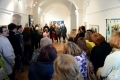 Открытие выставки Зои Литвиновой, Художественная галерея, Полоцк, 2017 г.
