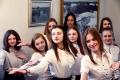 Концерт хора учащихся Новополоцкого музыкального колледжа. Художественная галерея, 2017