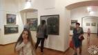 Ночь музеев в Художественной галерее. 2018 г.