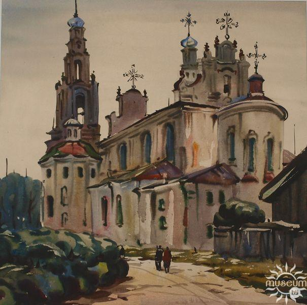 Ф.Ф. Гумен «Полацкая Софія» (1964 г.)
