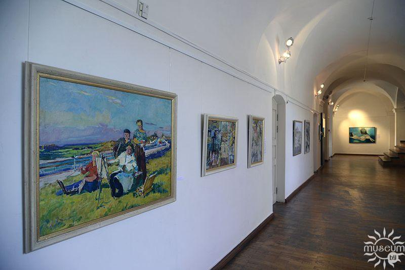 «Коллекция работ Народных художников Беларуси» из собрания галереи «Дом картин». Полоцк, Художественная галерея, 2016