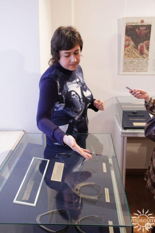 Выстаўка «Аляксандр Неўскі». Полацк, Мастацкая галерэя, 2012