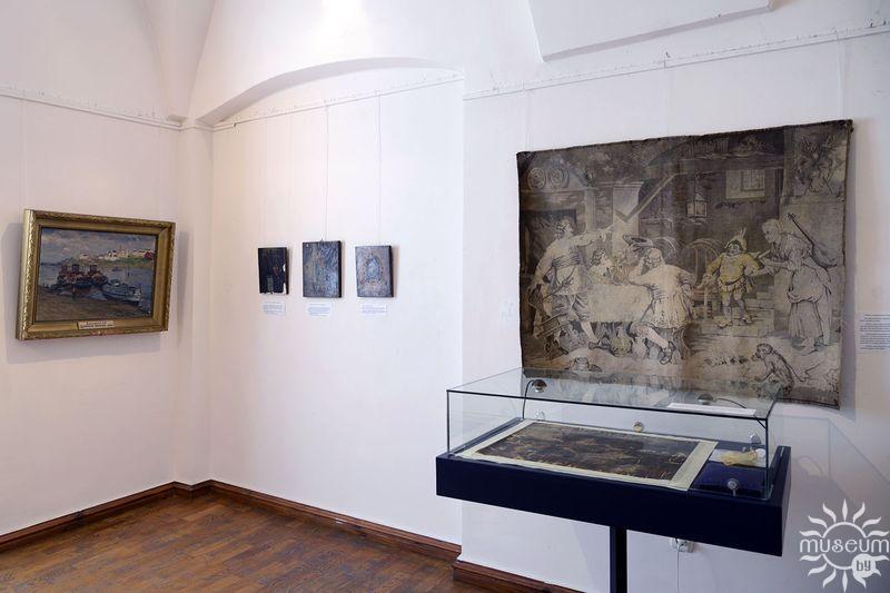 «Тайны художественных коллекций». Выставка произведений из собрания НПИКМЗ. Полоцк, Художественная галерея, 2016