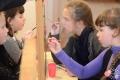 Музейные занятия «Известные деятели полоцкой земли. Полоцкие художники». Полоцк, Художественная галерея, 2018.